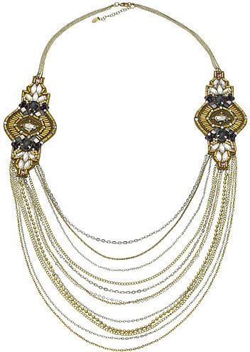 Queen Natasha Luxe Necklace
