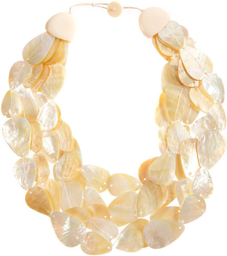 Adele Marie Shell Necklace