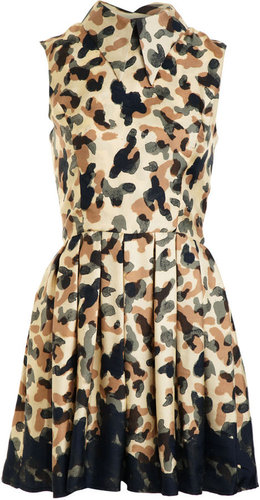 Opening Ceremony Camo Dress