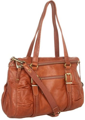 The Sak - Silverlake Satchel (Burnt Orange) - Bags and Luggage