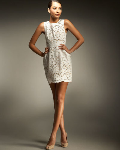 Tablecloth Lace Dress