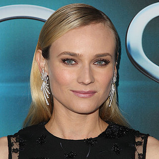 How to Get Diane Kruger's Sleek Hair