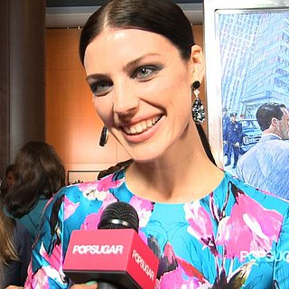 Jessica Pare at the 2013 Mad Men Premiere (Video)