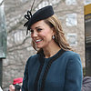 Kate Middleton With The Queen | Pictures