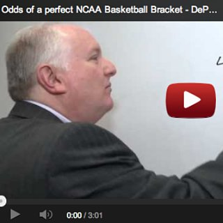 Odds of a Perfect Bracket NCAA