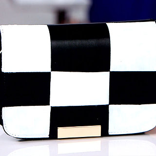 How to Make a Checker-Print Bag