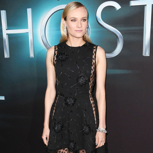 Diane Kruger at The Host LA Premiere