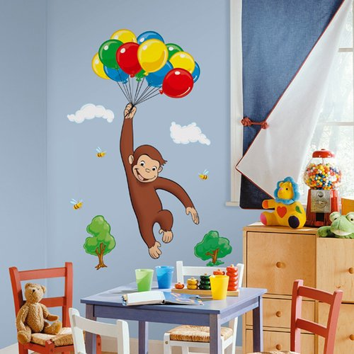 Book-Inspired Kids' Room Decor