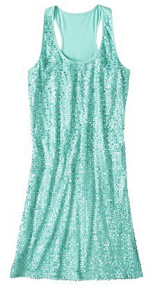 Mossimo® Women's Sequined Racerback Dress - Assorted Colors