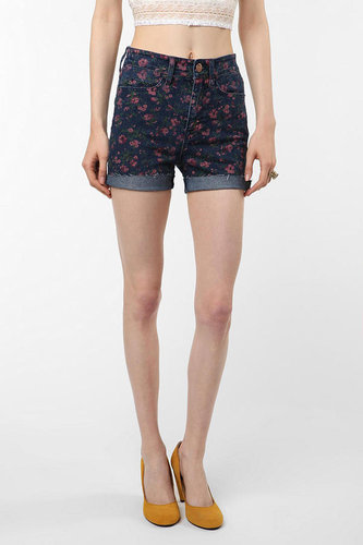 BDG High-Waisted 5-Pocket Short