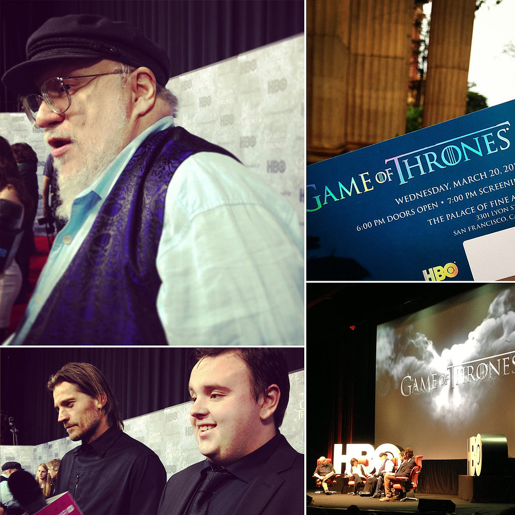 The Geekiest Bits From the Game of Thrones Season 3 Premiere