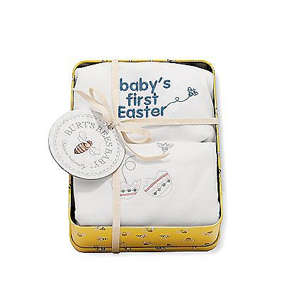 Burt's Bees Baby First Easter Tin