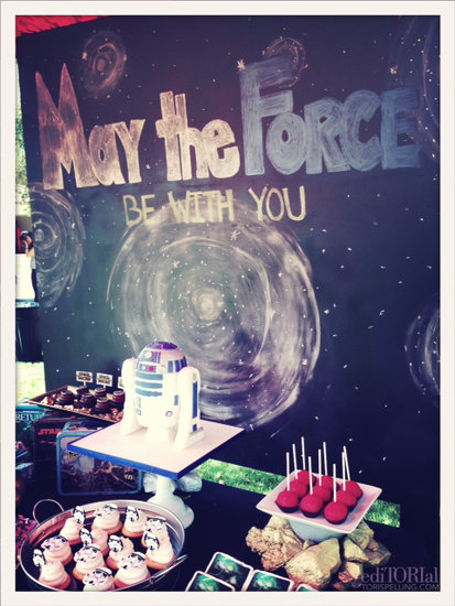 May the force be with you . . .