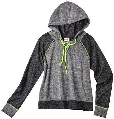 Mossimo Supply Co. Juniors Raglan Sleeve Sweatshirt - Assorted Colors