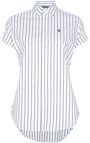 Ralph Lauren Blue Short sleeve shirt.