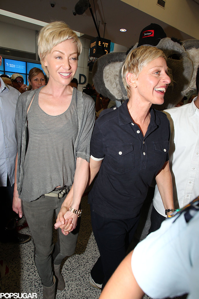 Portia de Rossi Photos