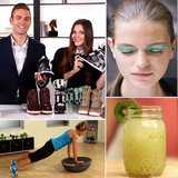 BOSU Moves and a Spring Cocktail: The Best of PopSugarTV This Week!