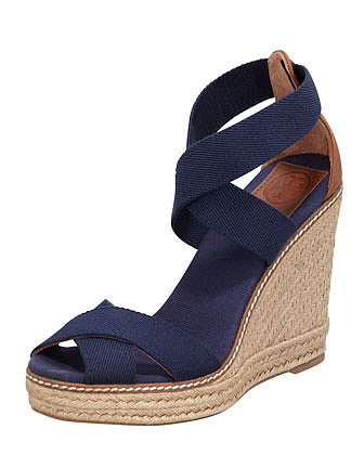 Tory Burch Adonis Wedges