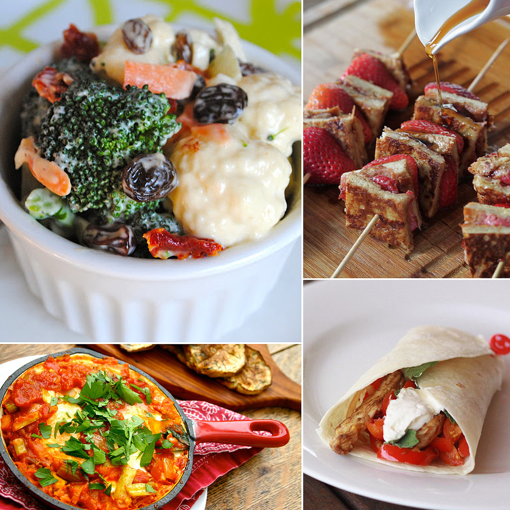 10 Tasty Kid-Approved Meals For Spring