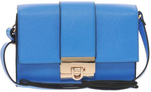 ASOS Across Body Bag With Clean Lock