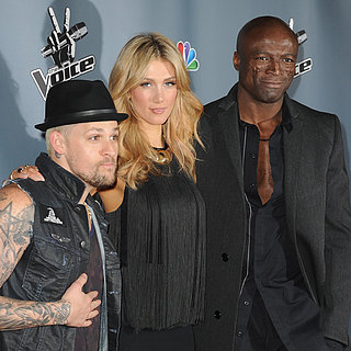 The Voice US Season 4 Premiere: Joel, Delta and Seal