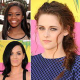 Kids' Choice Awards: See the Stars' Hair and Makeup Up Close!