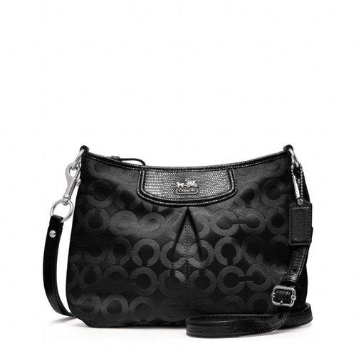 Madison Op Art Sateen Fashion Swingpack