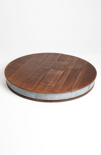 Europe2You Wine Barrel Lazy Susan