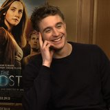 The Host Video Interview With Max Irons and Jake Abel
