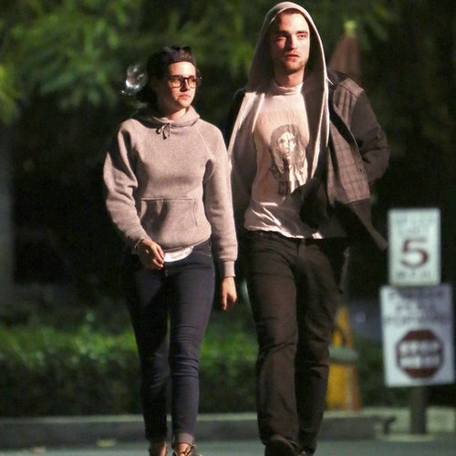 Kristen Stewart and Robert Pattinson Date in LA | Video