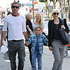 Gwen Stefani and Gavin Rossdale With Their Boys | Pictures