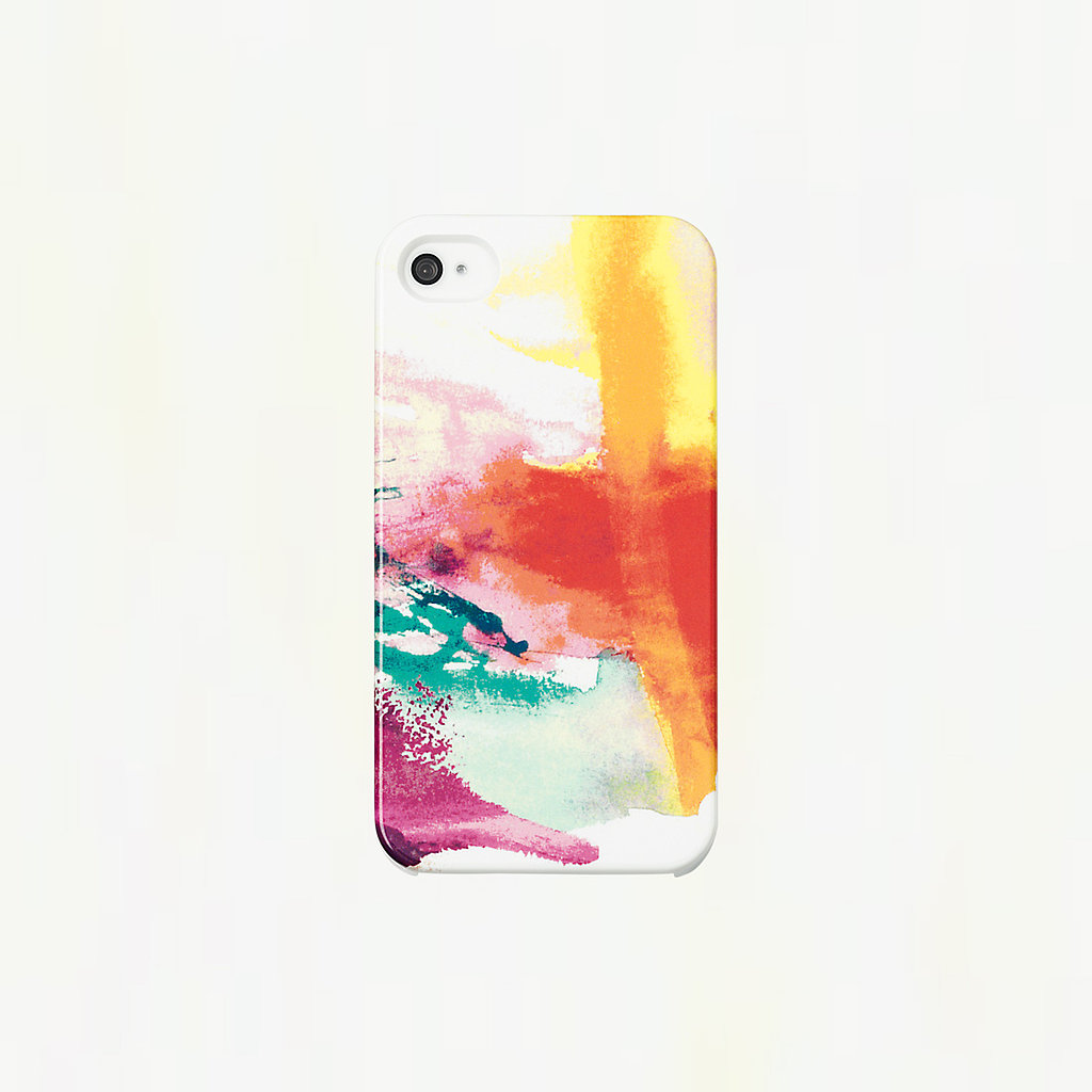 Modern art lovers will go gaga for the Abstract ($25) strokes on this iPhone 4 case.