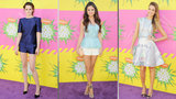 See Our Best-Dressed Picks From the Kids' Choice Awards