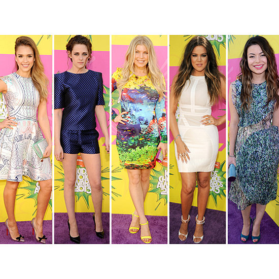 British Designers at the Kids' Choice Awards
