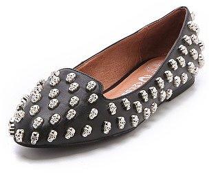 Jeffrey campbell Skulltini Loafers