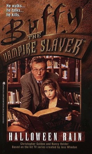Buffy the Vampire Slayer Novels