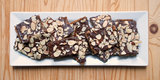 Utterly Addictive Chocolate-Covered Almond Matzo Toffee