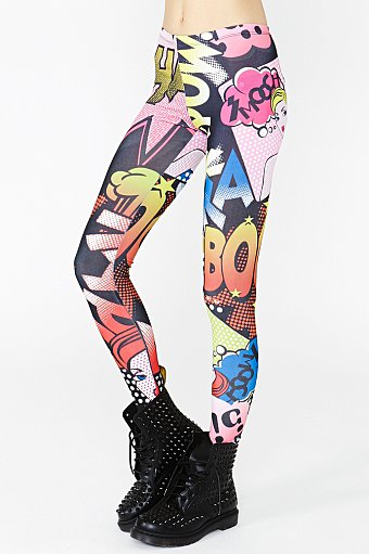 Nasty Gal Kaboom Leggings