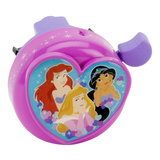 Give your Disney-loving little one the Disney Princess bicycle bell ($7) when she hops on her first two-wheeler.