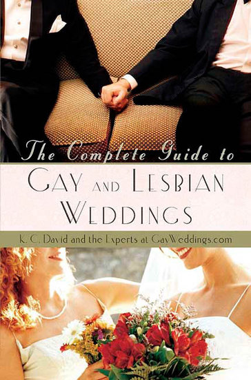 K. C. David's The Complete Guide to Gay and Lesbian Weddings will help you plan your big day with expert tips on the differences between marriage, civil union, and domestic partnership; how to find gay-friendly vendors; and more.