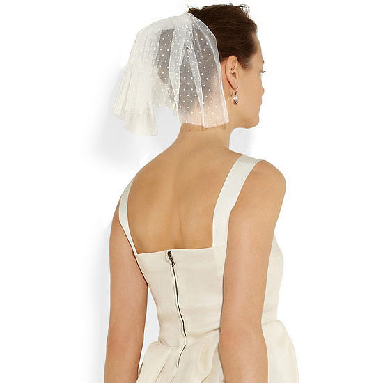 Veil, approx $356, Maison Michel at Net-a-Porter