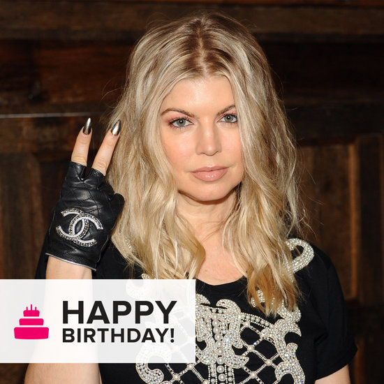 Happy Birthday, Fergie! See Her Top 10 Manicure Moments