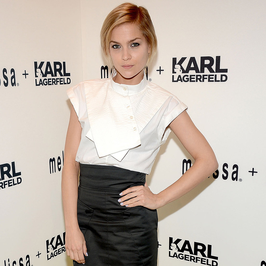 See All the Latest Stars to Wear Spring's Black-and-White Trend