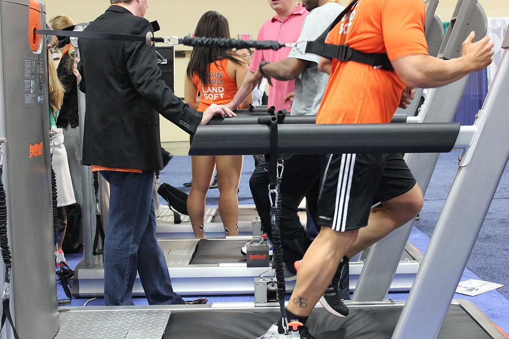 Sproing Treadmill