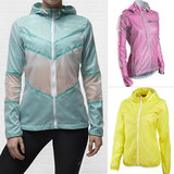 Forget Flowers! Spring Showers Are an Excuse For a New Running Jacket