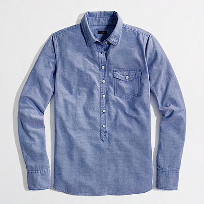 Factory oxford popover