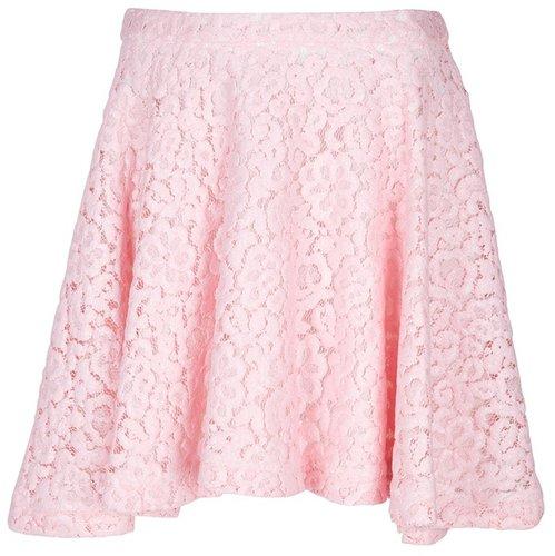 Msgm lace skirt