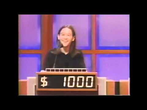 Joseph Gordon-Levitt on Jeopardy