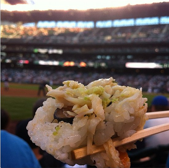 Ichiroll at Safeco Field