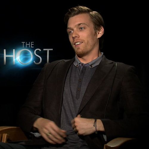 Max Irons and Jake Abel Interview For The Host (Video)